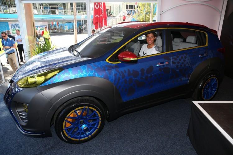 "Kia Sportage 2016 в стиле ""Люди X"""