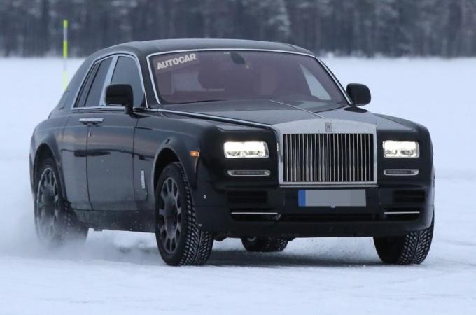 Rolls-Royce Cullinan: по просьбам нетрудящихся!