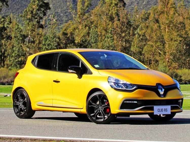 Комплектации Renault Clio