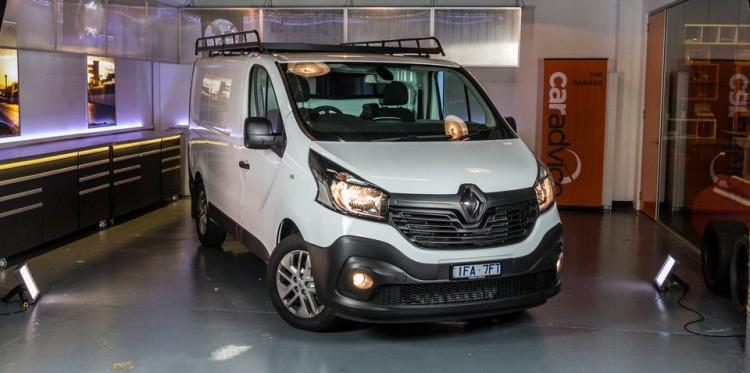 Что же особенного в Renault Trafic?