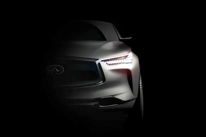 Infiniti покажет в Пекине будущего соперника BMW X3