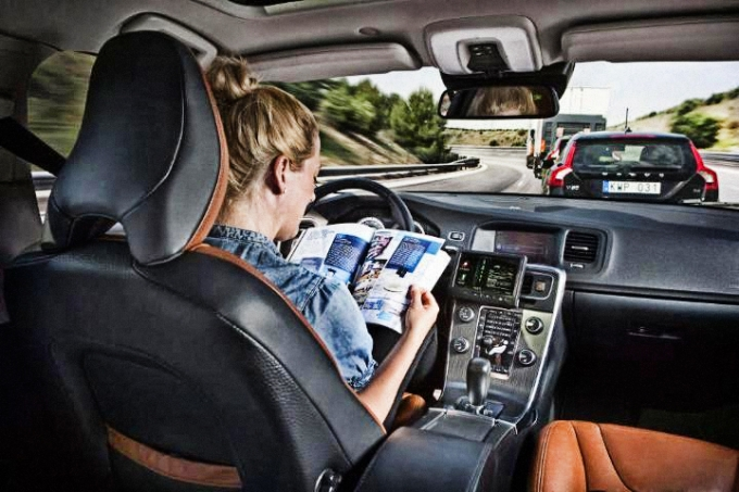 Volvo грезит об автономии в Китае