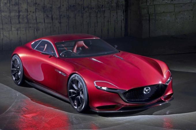 Mazda Skyactiv-R: японцы надуют всех с Ванкелем