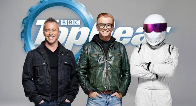 Команда ведущих BBC Top Gear может развалиться!