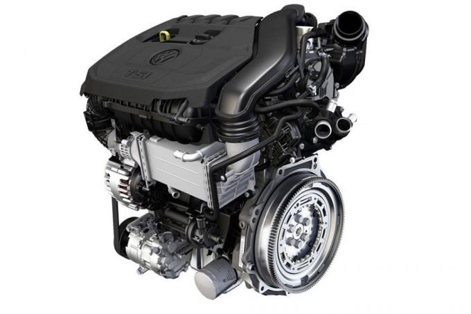 Volkswagen 1.5 TSI: отвинтился окончательно…