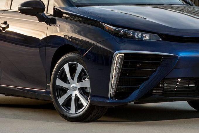 Toyota выпустит дешёвый водородный автомобиль к Олимпиаде в Токио!