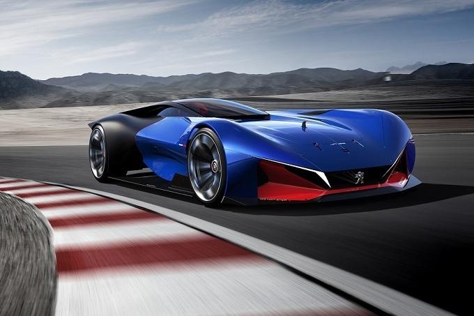 Peugeot посвятил концепт жуликам