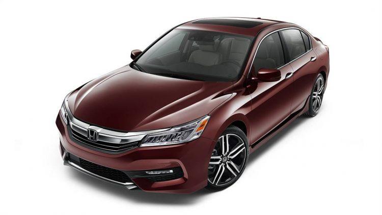 Хонда Аккорд 2016 для заокеанского рынка