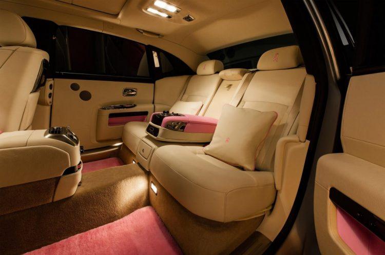 Пассажирские места - статус, роскошь, комфорт