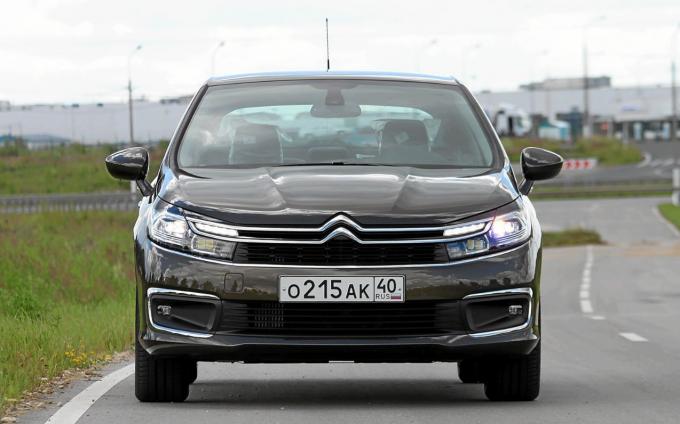 Citroёn С4 седан в Калуге: последний шанс