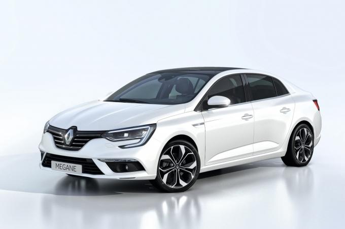 Nissan не примет новый Renault Megane седан в Санкт-Петербурге!