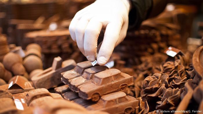 Шоколадный Траби