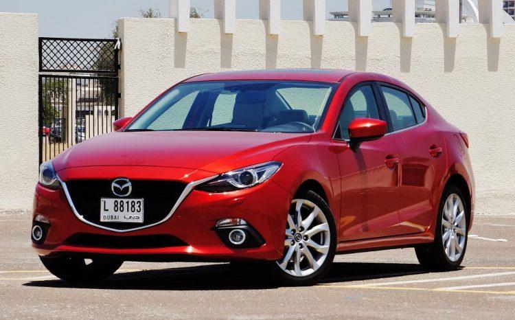 Mazda 3 (Мазда 3) Седан