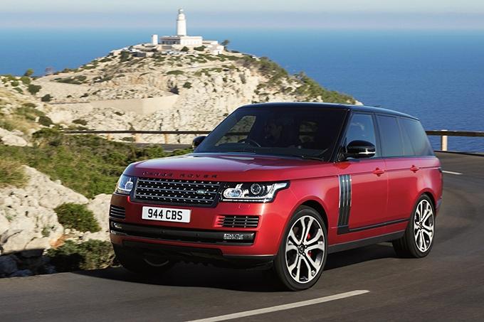 Новый Range Rover: захочешь – не превысишь!
