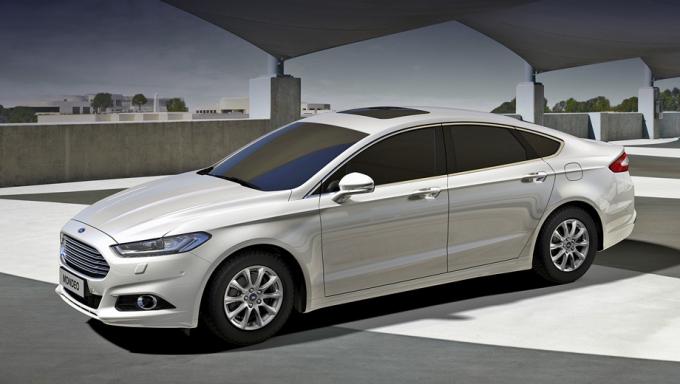 Ford Mondeo: явка с повинной