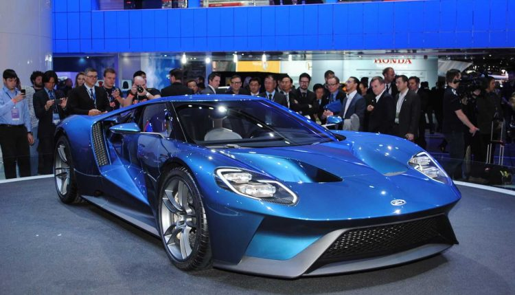Форд ГТ (Ford GT)