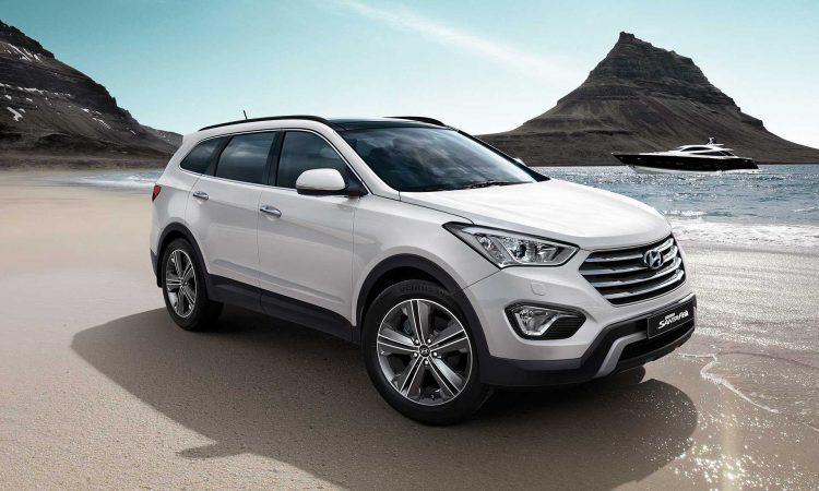 Hyundai Grand Santa Fe (Хендай Санта Фе)