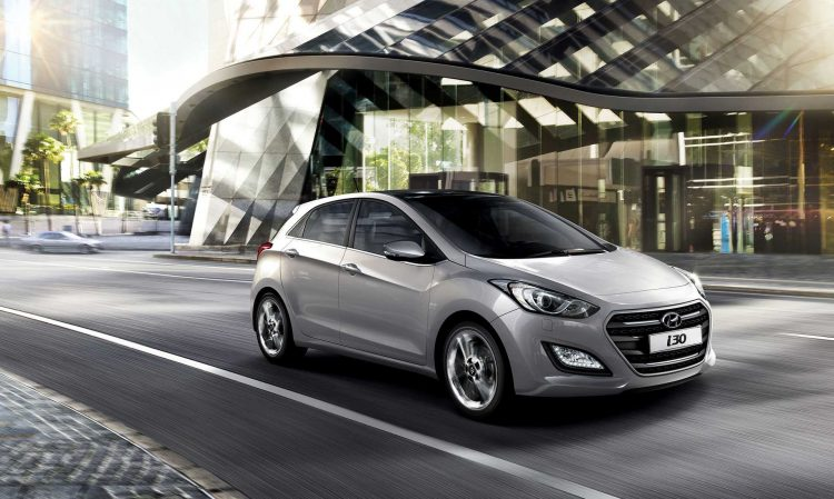 Hyundai i30 (Хендай Ай 30)