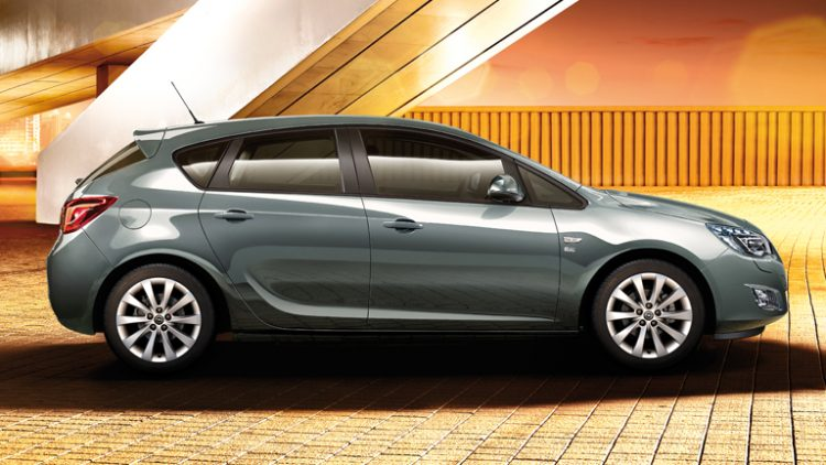 Opel Astra Hatchback (Опель Астра Хэтчбек)