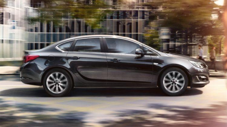 Opel Astra Sedan (Опель Астра Седан)