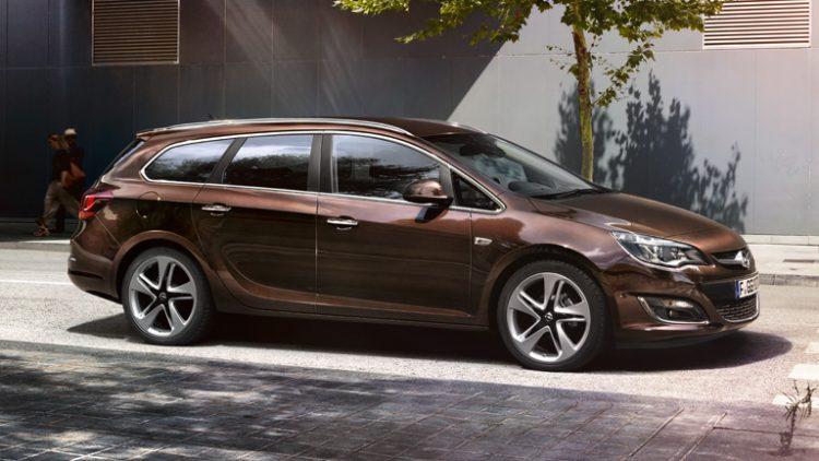 Opel Astra Sports Tourer (Опель Астра Спортс Турер)