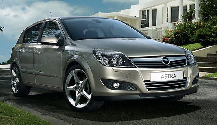 Opel Astra Family Hatchback (Опель Астра Фэмили Хэтчбек)