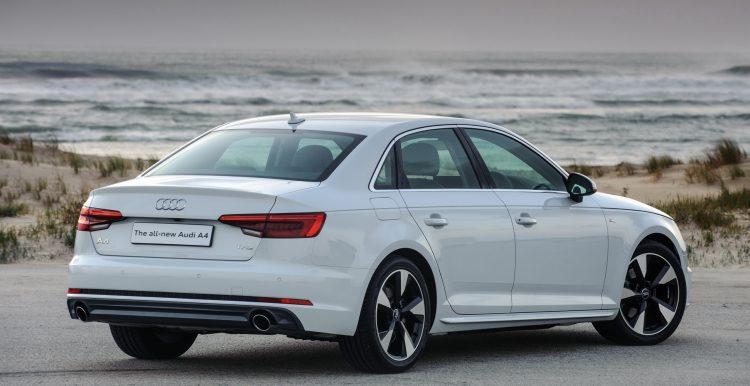 Audi A4 (Ауди А4)