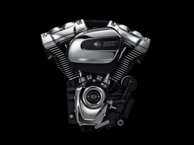 Harley-Davidson с чистого листа