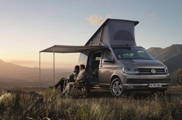 Volkswagen California (Фольксваген Калифорния) Минивэн