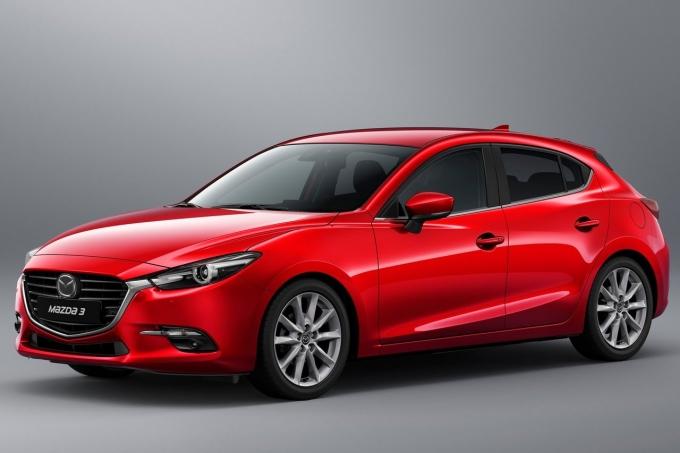 Рестайлинговая Mazda3 – за1249000рублей!