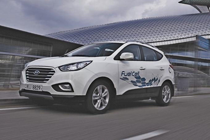 Hyundai опередит Toyota с водородной помпой