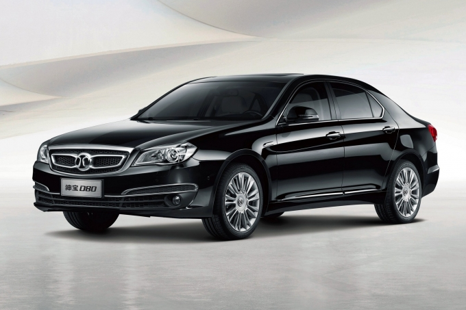 Daimler: для BAIC-ского плеча…