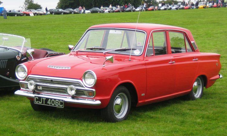 Ford Cortina MK1 - предвестник первых самостоятельных разработок