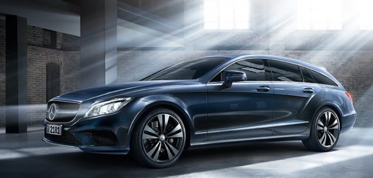 Mercedes-Benz CLS Shooting Brake (Мерседес-Бенц CLS Shooting Brake)