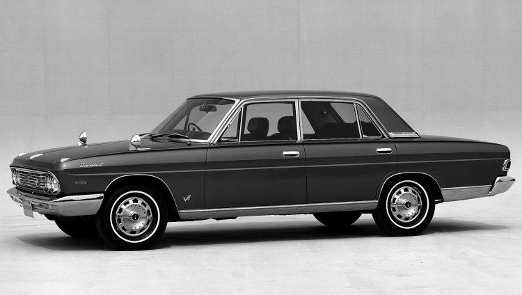 Nissan President 1965 года