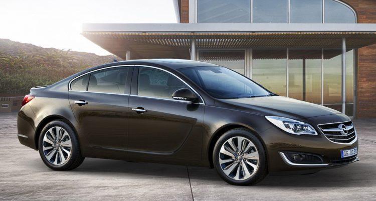 Opel Insignia Sedan (Опель Инсигния Седан)
