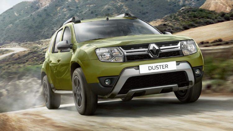 Рестайлинг бюджетного внедорожника Renault Duster