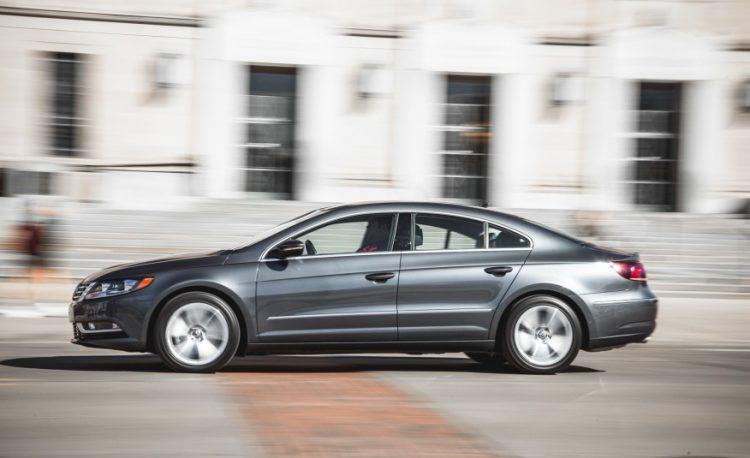 Элегантный дизайн экстерьера Volkswagen Passat CC