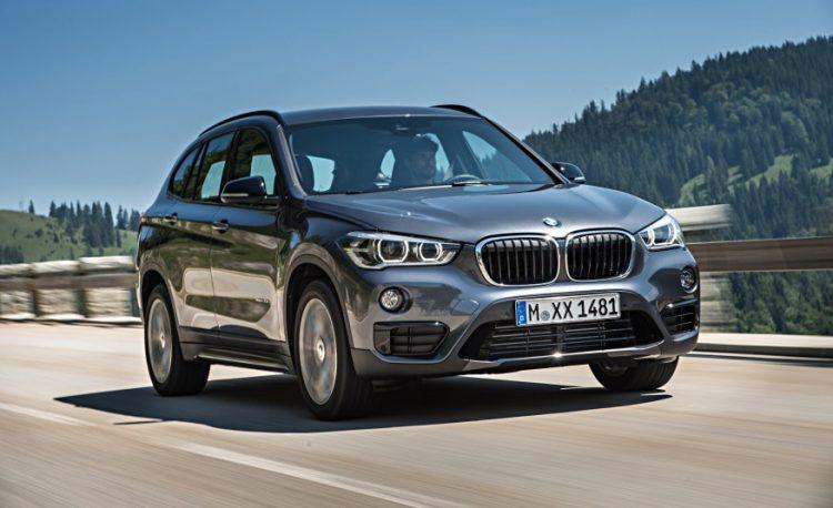 Новый BMW X1 2016-2017 модельного года