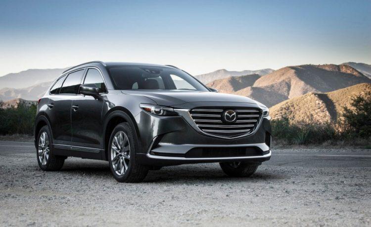 Mazda CX-9 2016 года в новом кузове