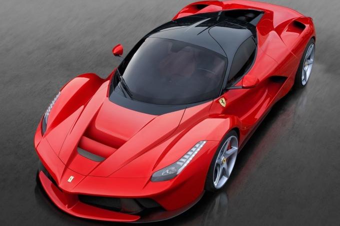 Милосердие от Ferrari