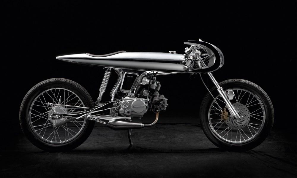 EVE MK II: кастом мотоцикла Honda 1967 г