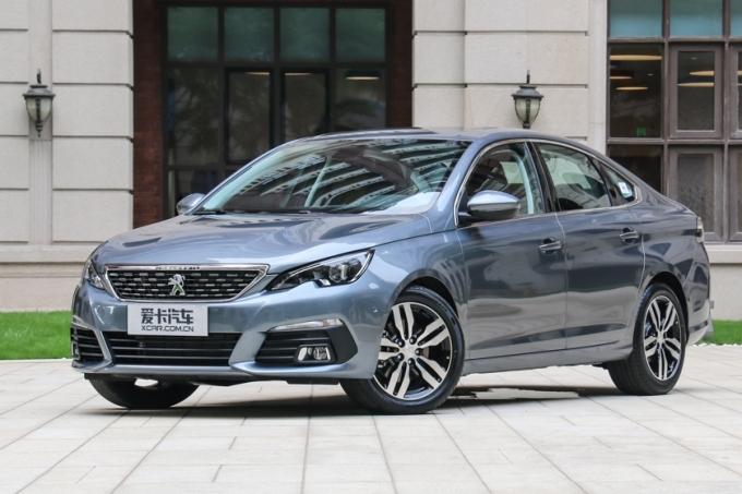 Peugeot 308 седан: мировая премьера на автосалоне в Ченду!