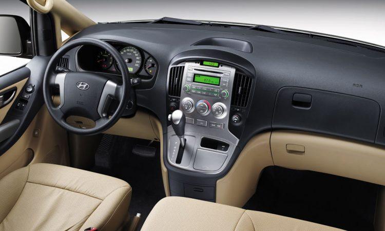 Комплектации Hyundai Grand Starex H-1