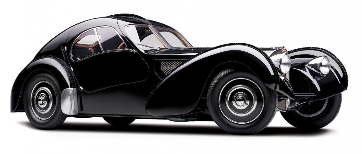 Bugatti 57SC Atlantiс