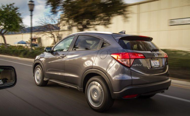 Комплектации Хонда ХРВ 2016-2017 года