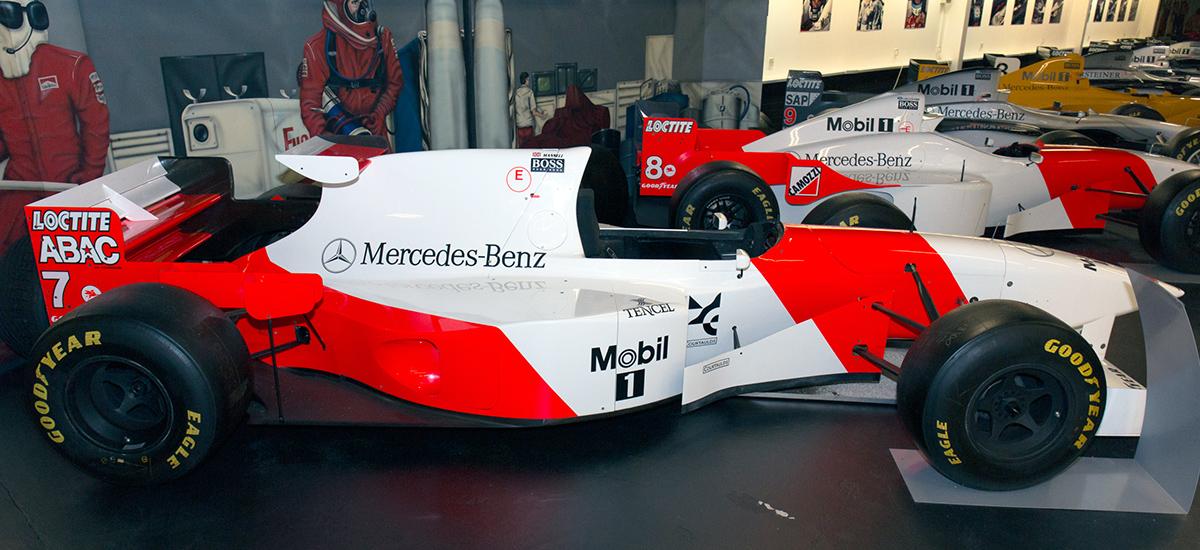 McLaren MP4-10