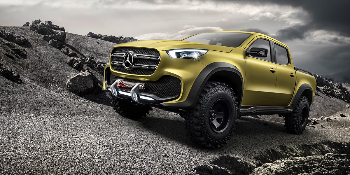 Mercedes-Benz X-Сlass