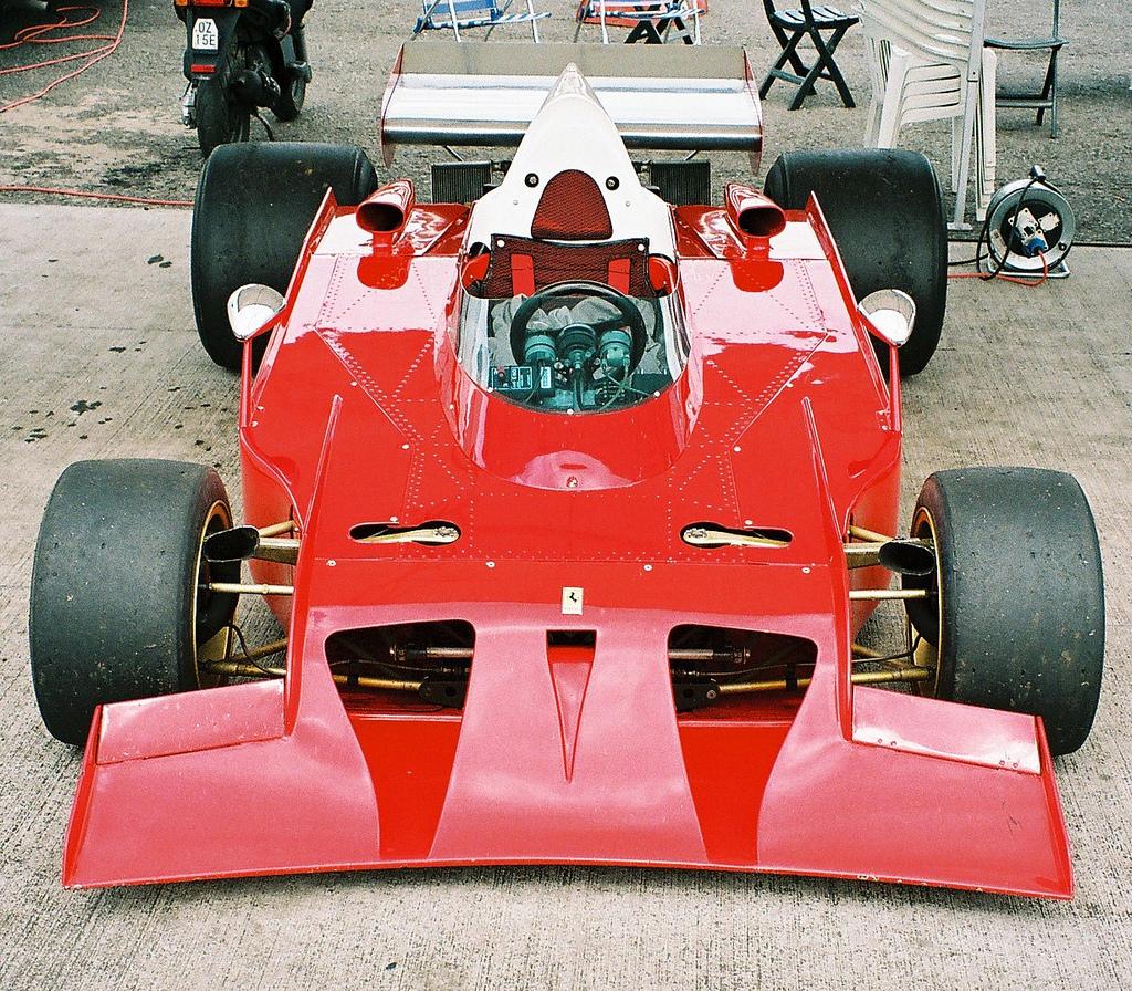 Ferrari 312B3S