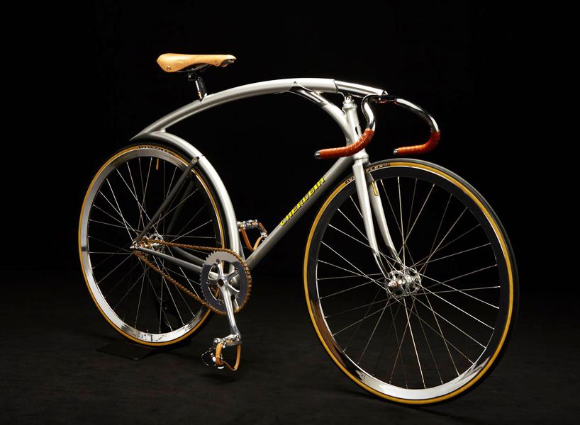 Ретро-велосипед Сherubim Hummingbird